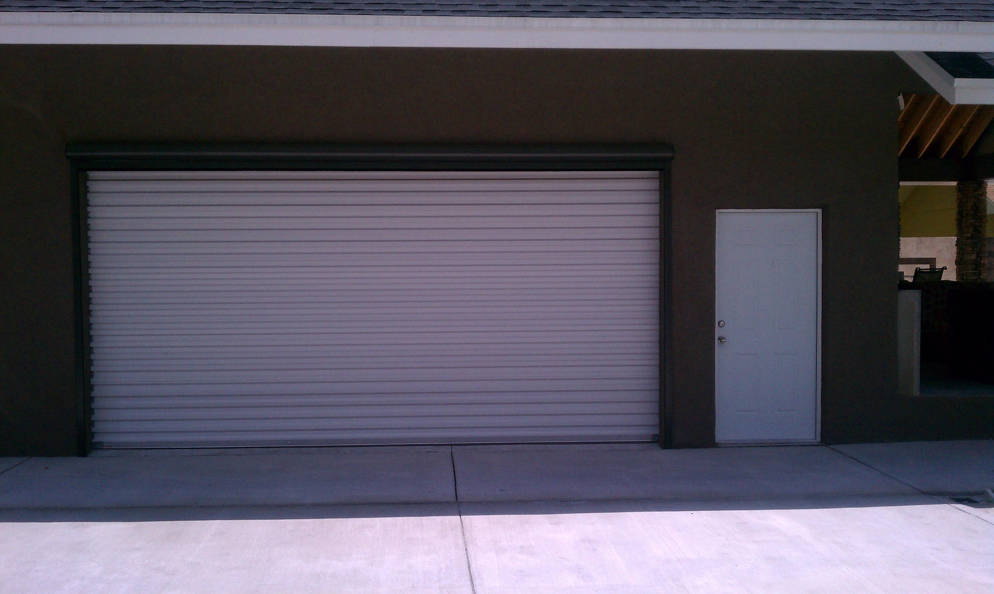 Garage Door8 Gulf Coast Retractable Screens