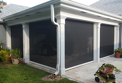 Gulf Coast Retractable Screens Doors Awnings