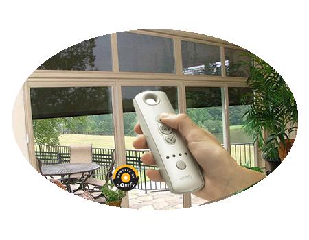 Gulf Coast Retractable Screens | Florida Motorized Screens